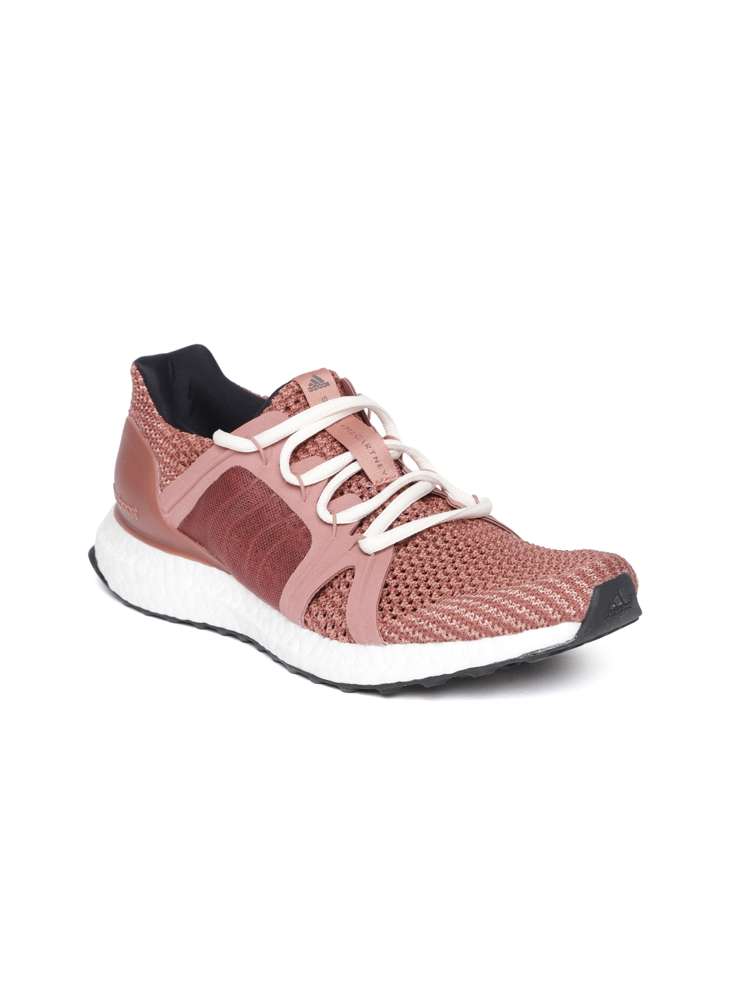 newest collection acdd0 fb6bc Stella McCartney by ADIDAS Women Dusty Pink Ultraboost Running Shoes