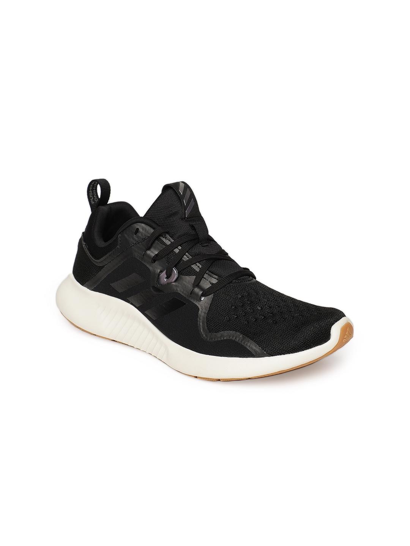 watch 20fc0 49033 ADIDAS Women Black EDGEBOUNCE Running Shoes