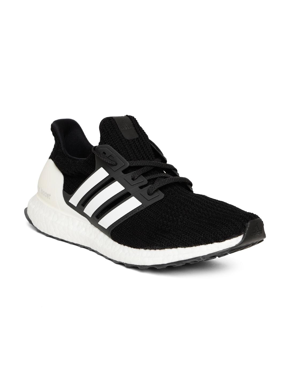 e4461dfb575 Buy ADIDAS Men Black Ultraboost Running Shoes - Sports Shoes for Men ...