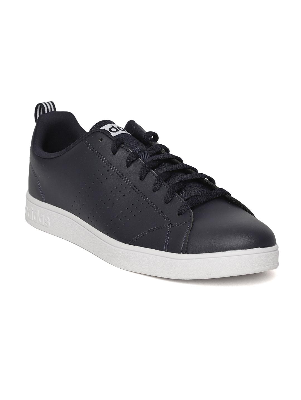 Buy ADIDAS Men Navy VS Advantage CL Tennis Shoes - Sports Shoes for ... 0743d22e3060a