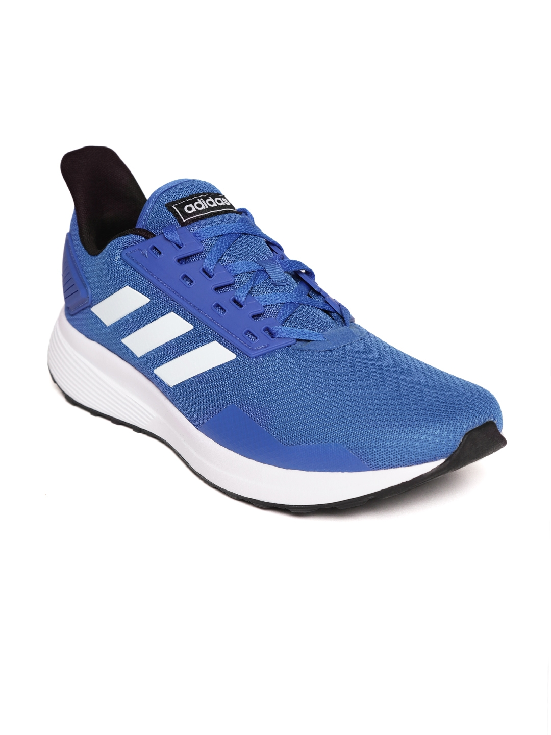 wholesale dealer 03ebf f9e83 Adidas Men Blue Duramo 9 Running Shoes