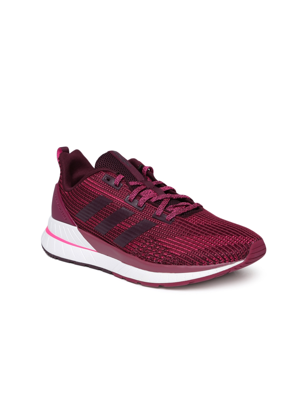 46b54f1e458661 Buy ADIDAS Women Red QUESTAR TND Running Shoes - Sports Shoes for ...