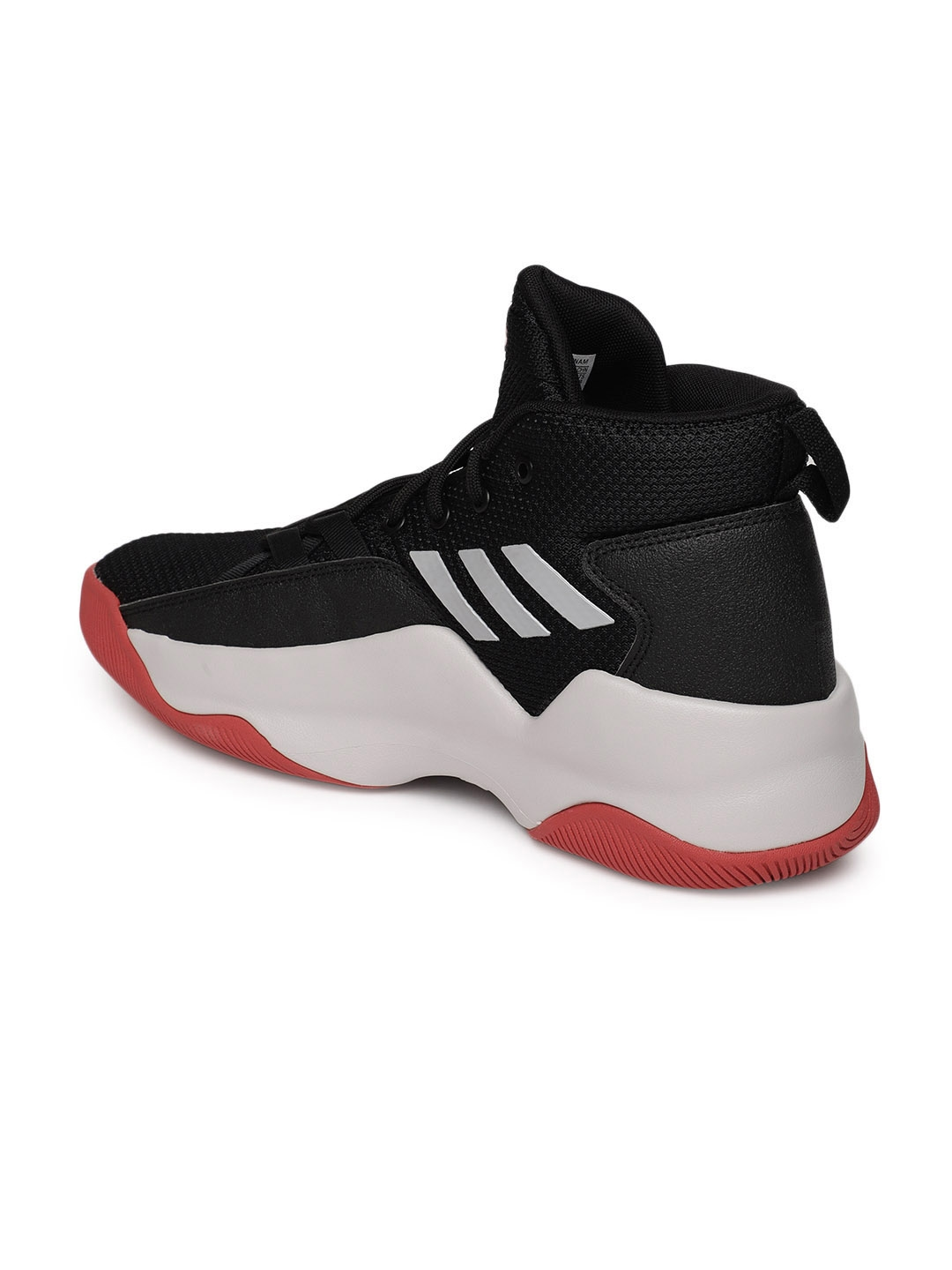 446936b487d Buy Adidas Men Black STREETFIRE Basketball Shoes - Sports Shoes for ...