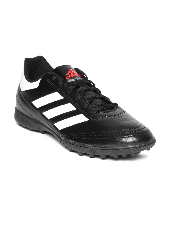 e41f45c07142 Buy ADIDAS Men Black GOLETTO VI Turf Football Shoes - Sports Shoes ...