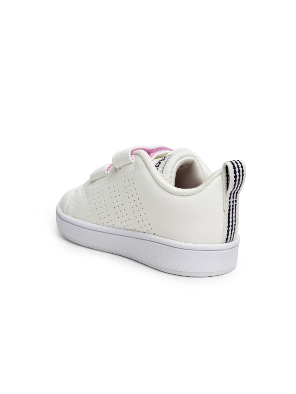 quality design 6f75f d3dc6 ADIDAS Boys Off-White VS ADV CL CMF INF Tennis Shoes