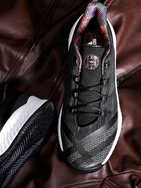 310e81bd0479 Buy ADIDAS Men Charcoal Grey HARDEN B E 2 Basketball Shoes - Sports ...