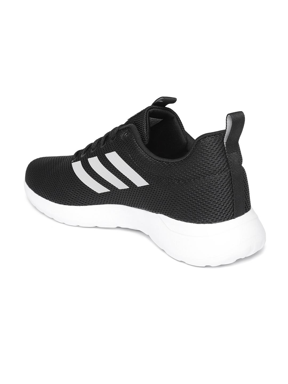 more photos 683e1 be3c3 Adidas Men Black Lite Racer CLN Running Shoes