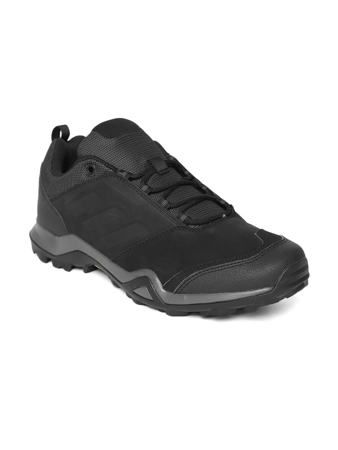 ed8104dd562d Buy ADIDAS Men Black Terrex Brushwood Outdoor Shoes - Sports Shoes ...