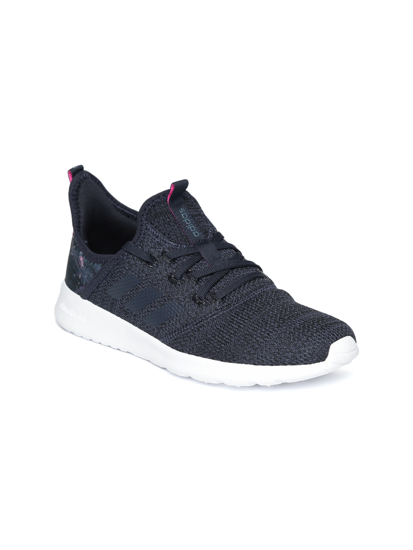 Buy ADIDAS Women Navy Blue Cloudfoam Pure Running Shoes - Sports ... df2b61e9b
