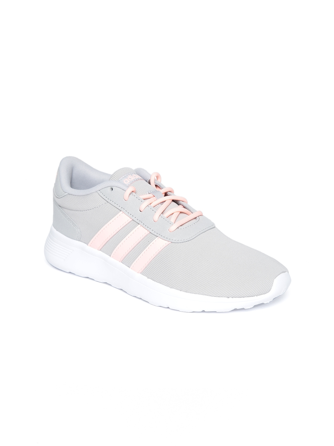 a695e4e42d14e5 Buy Adidas Women Beige Lite Racer Running Shoes - Sports Shoes for ...
