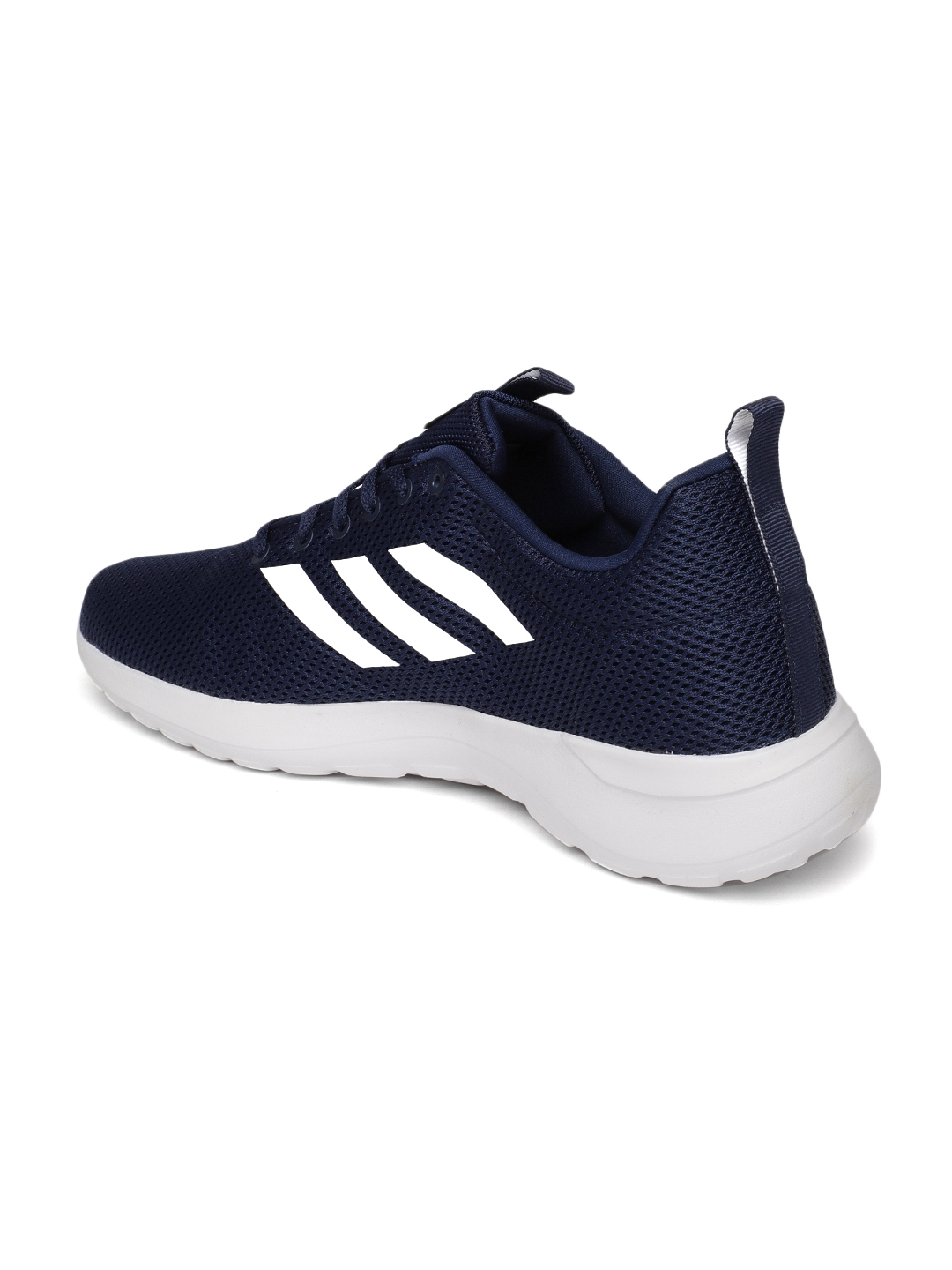 dd3fb196395a2 Buy ADIDAS Men Blue LITE RACER CLN Running Shoes - Sports Shoes for ...