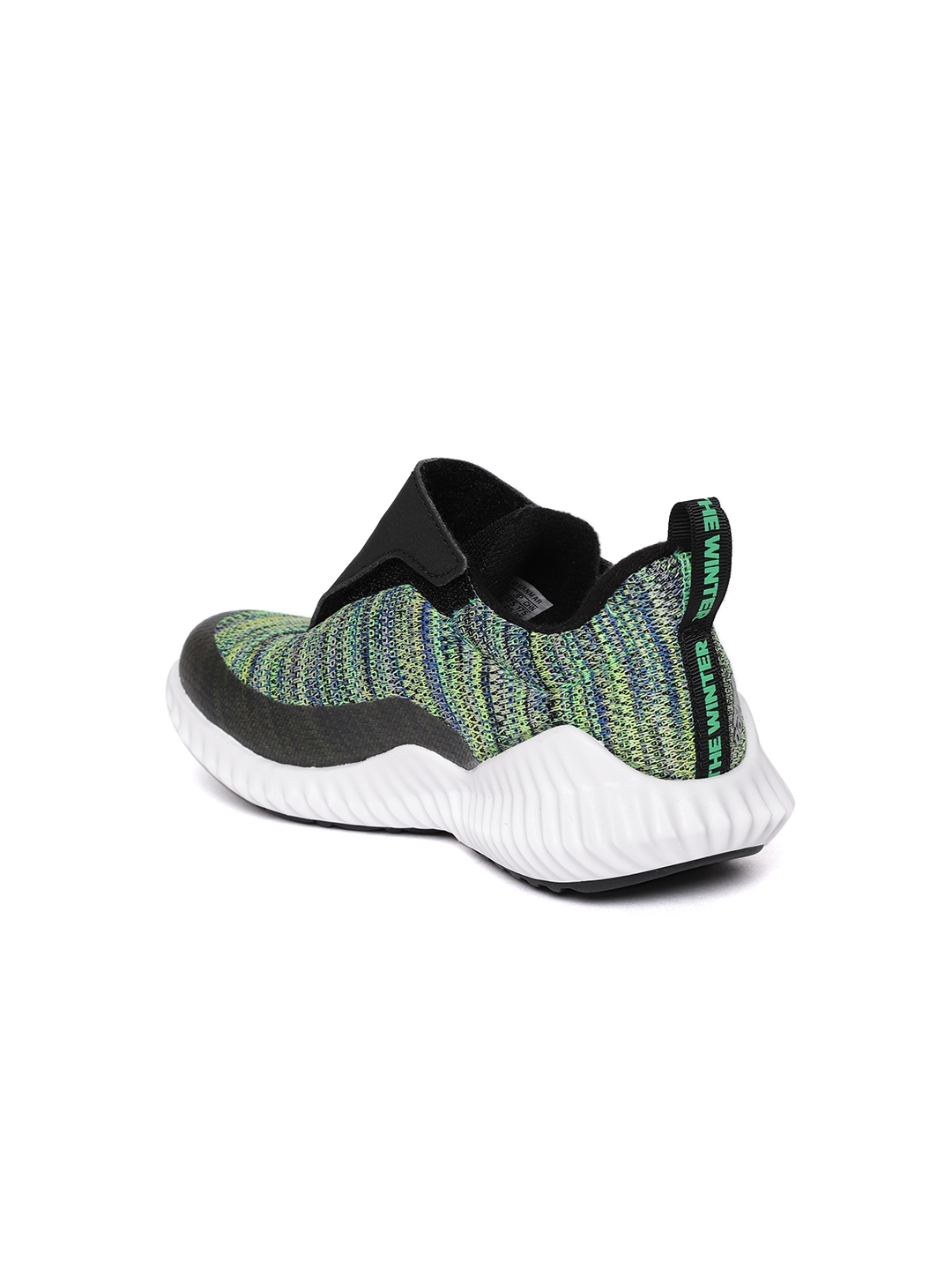 8f7390ee7ea Buy ADIDAS Kids Green FORTARUN BTW AC Running Shoes - Sports Shoes ...