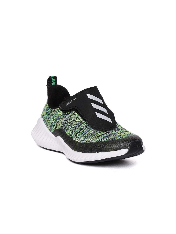 f1b325b16155d4 Buy ADIDAS Kids Green FORTARUN BTW AC Running Shoes - Sports Shoes ...