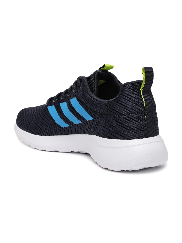 39eacf6dfc Buy Adidas Men Navy Blue LITE Racer CLN Running Shoes - Sports Shoes ...