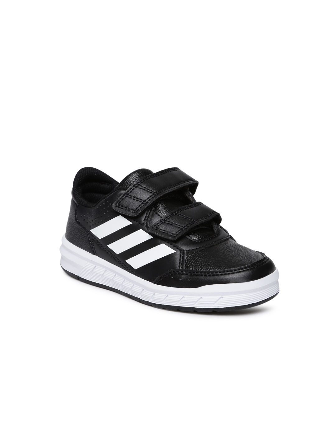 official photos 25dc2 6cfb2 ADIDAS Kids Black ALTASPORT CF K Training Shoes