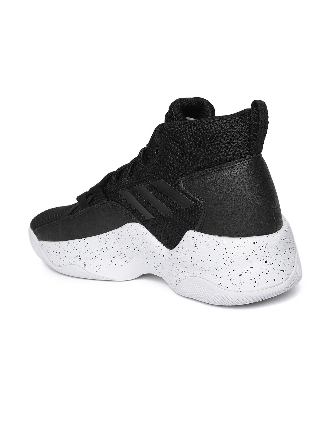 149a1154a1af Buy ADIDAS Men Black Streetfire Basketball Shoes - Sports Shoes for ...