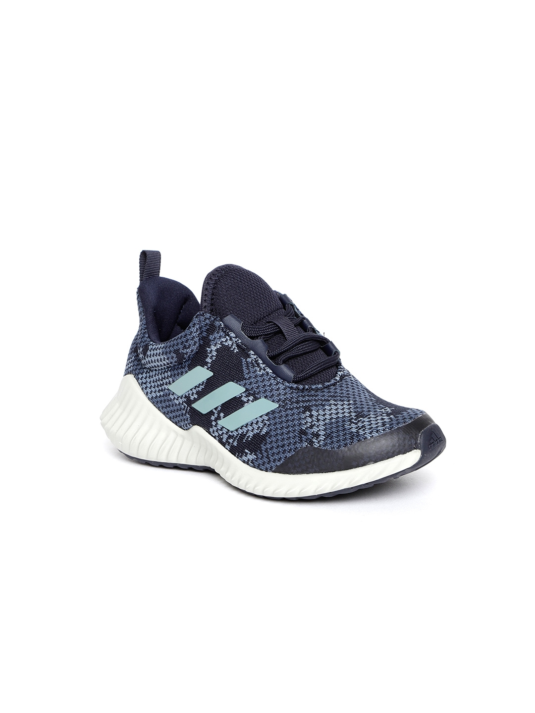 ee672e97ceef78 Buy Adidas Kids Blue FORTARUN K Patterned Running Shoes - Sports ...