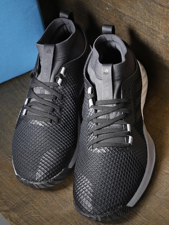new style ae081 ac952 ADIDAS Men Black Crazytrain Pro 3.0 Training Shoes