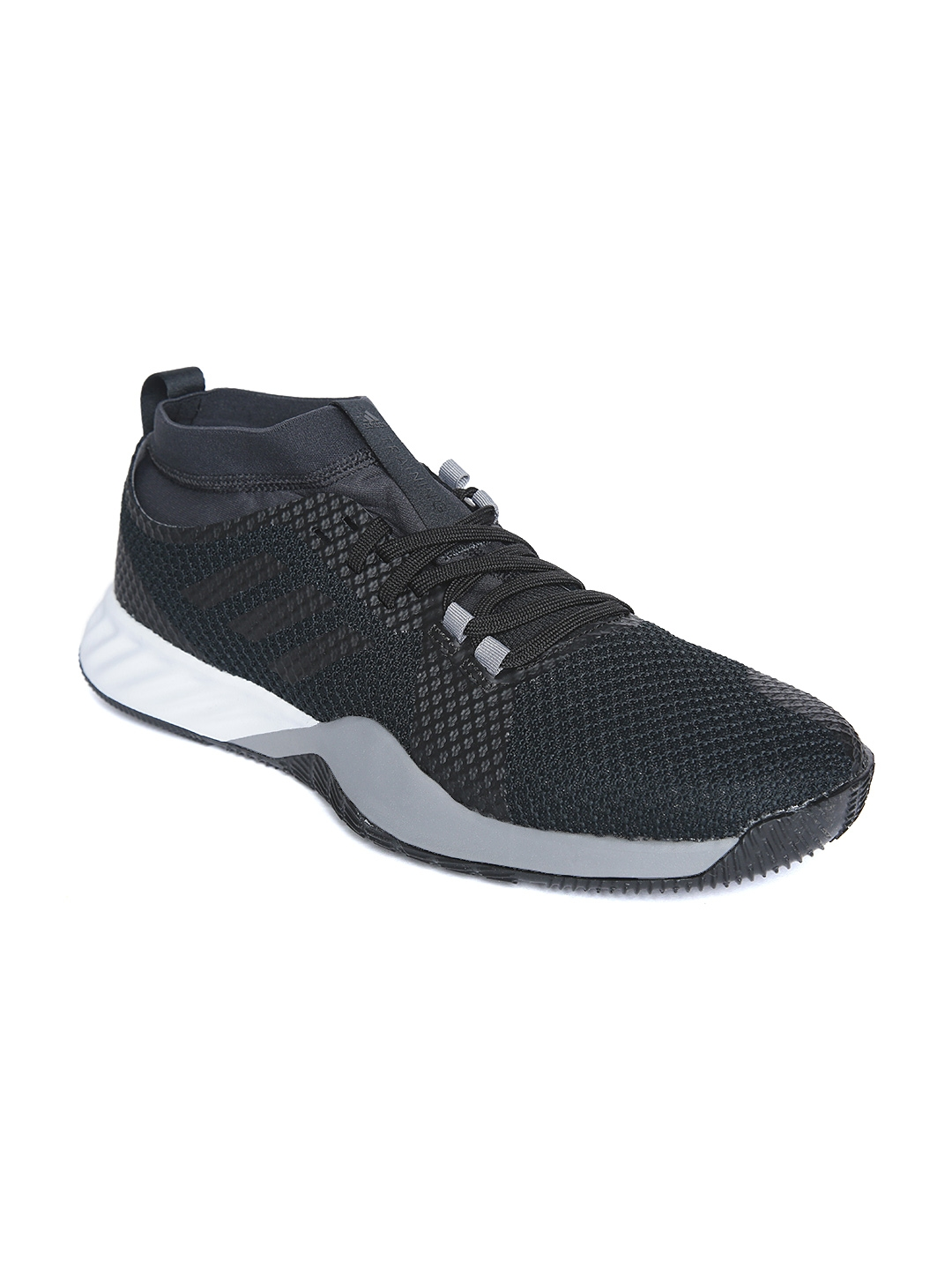 new style 97360 ddc43 ADIDAS Men Black Crazytrain Pro 3.0 Training Shoes