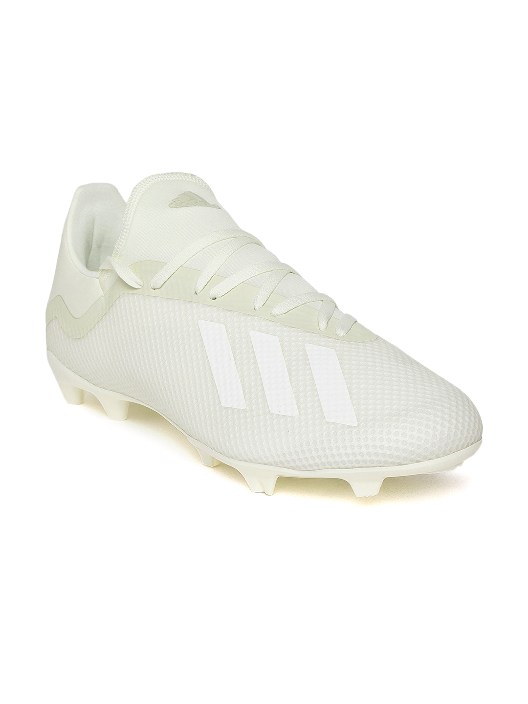 eeb7a01511c0 Buy ADIDAS Men Off White Football Shoes - Sports Shoes for Men ...