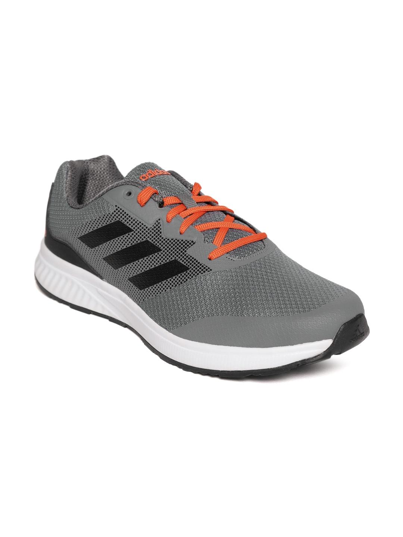 ADIDAS Men Grey Safiro Running Shoes