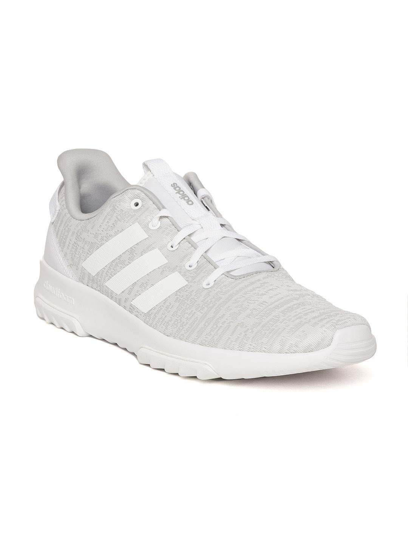 Buy ADIDAS Men Grey CF Racer TR Patterned Running Shoes - Sports ... 9b3b90dec