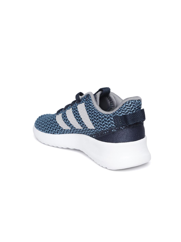 8f401aeb029dea Buy ADIDAS Kids Blue Cloudfoam Racer TR Running Shoes - Sports Shoes ...