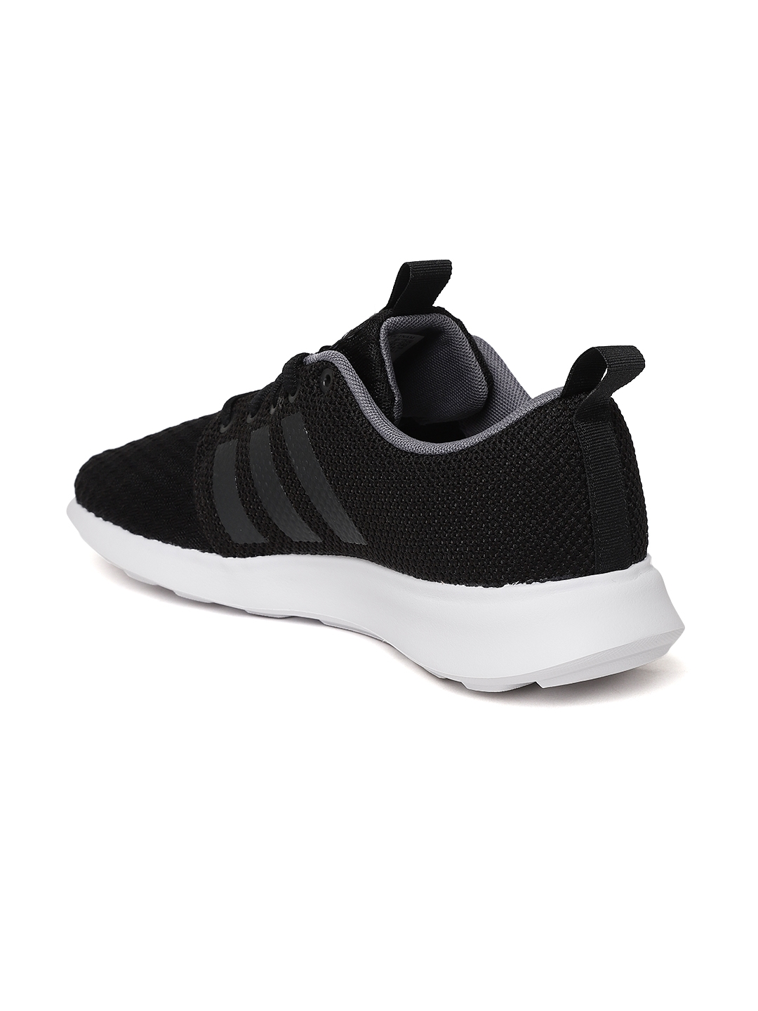 3c7b409c5 Buy Adidas Men Black Cloudfoam Swift Racer Running Shoes - Sports ...