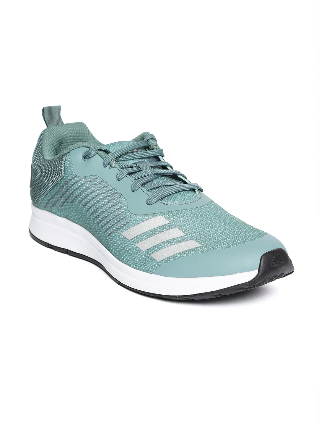 fecd44d7bf Buy ADIDAS Men Green Puaro Running Shoes - Sports Shoes for Men ...