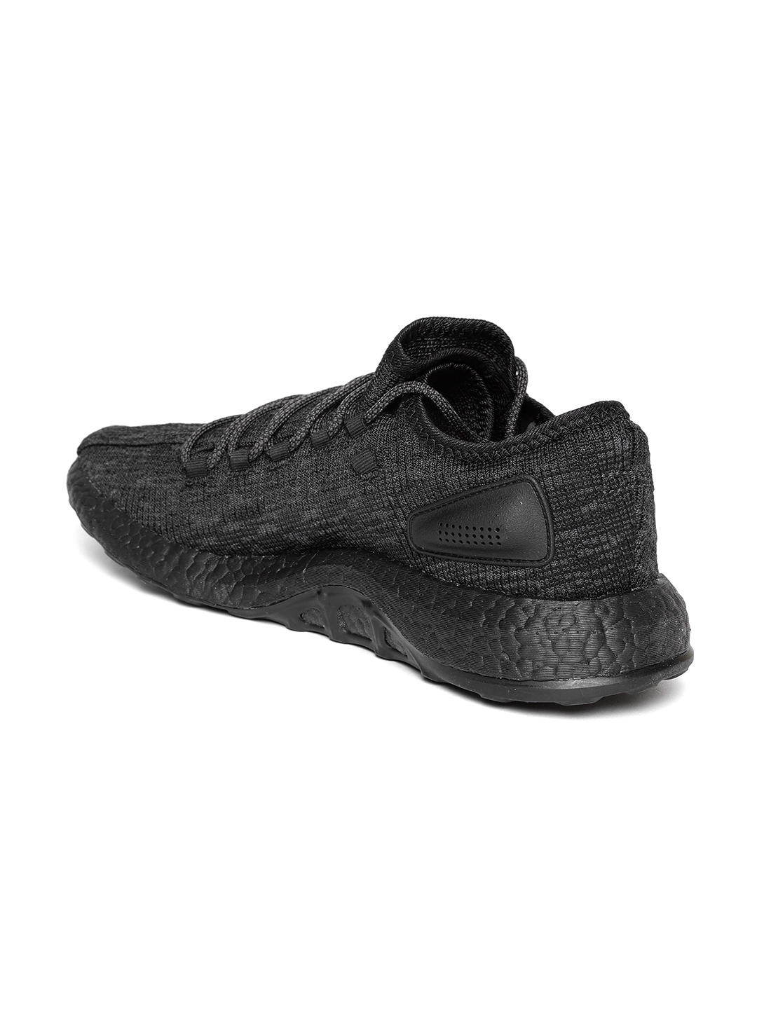 50f066d6f Buy ADIDAS Men Black PureBoost Running Shoes - Sports Shoes for Men ...