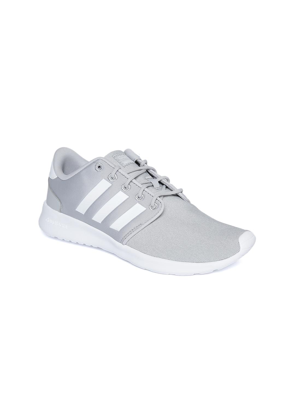 Buy Adidas Women Grey Cloudfoam QT