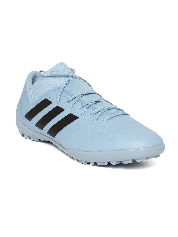 1922211f61df Buy ADIDAS Men Blue NEMEZIZ MESSI TANGO 18.3 TF Football Shoes ...