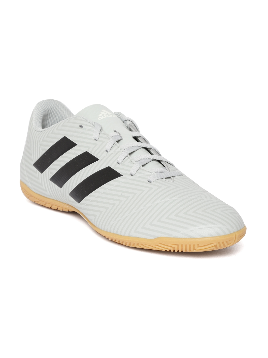 online retailer 4c722 8df54 ADIDAS Men Grey Nemeziz Tango 18.4 Indoor Football Shoes