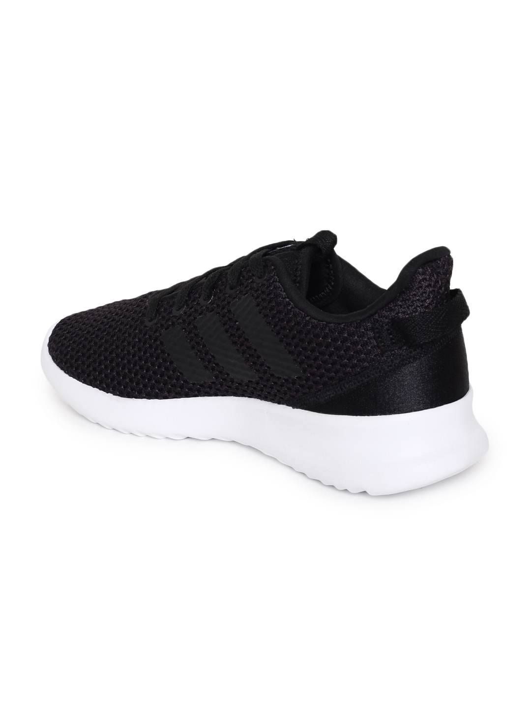 purchase cheap d63f4 071ac ADIDAS Kids Black Solid CF RACER TR K Running Shoes