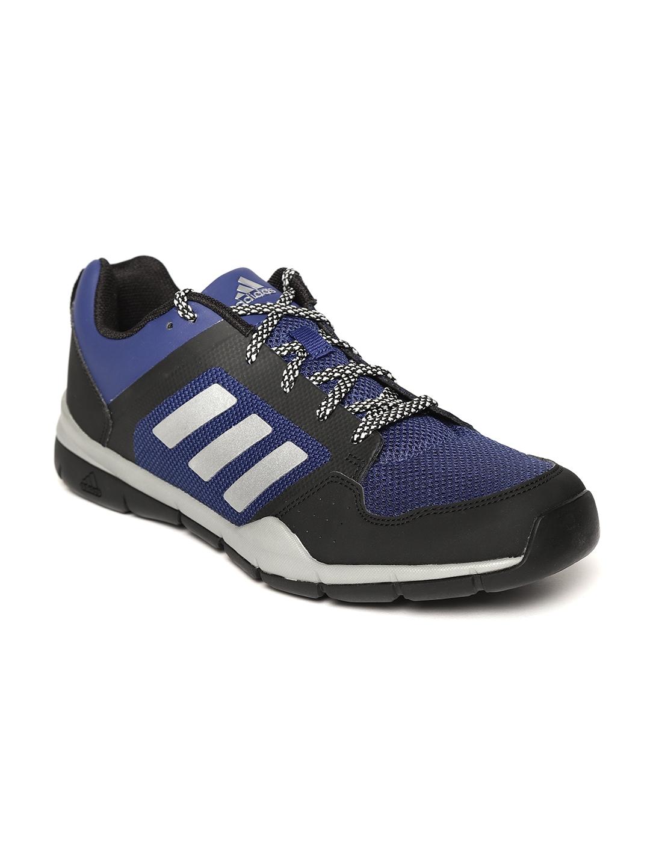 separation shoes 741ea 19e6c ADIDAS Men Blue Andorian 2 Trekking Shoes