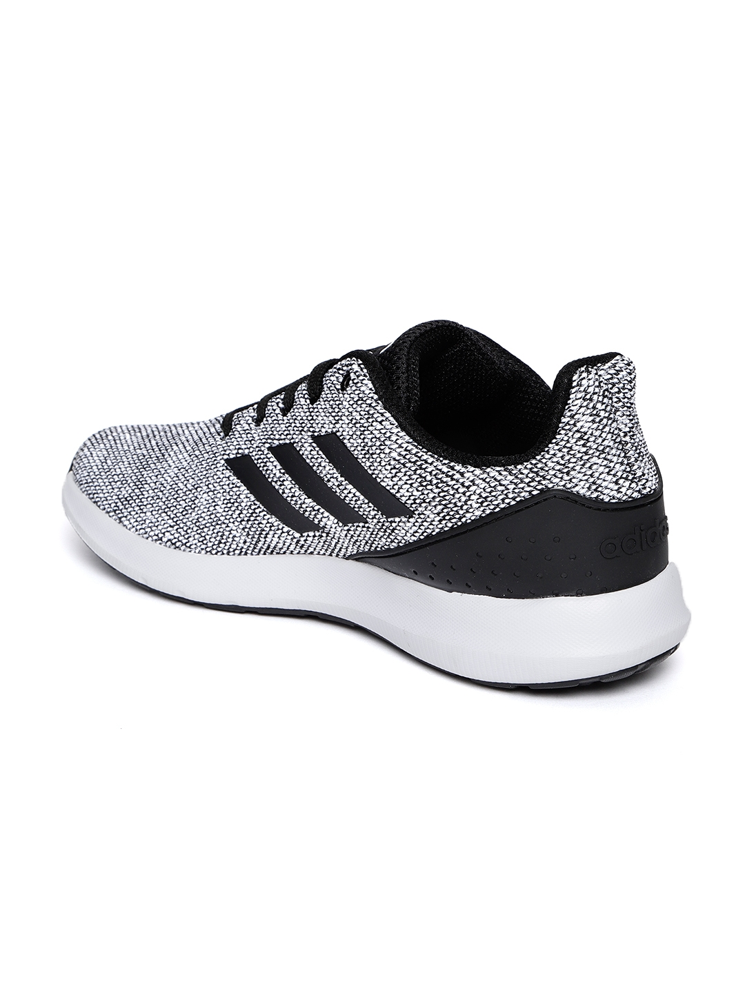 1337d26aadf Buy ADIDAS Men Black   White RADDIS 1.0 Running Shoes - Sports Shoes ...
