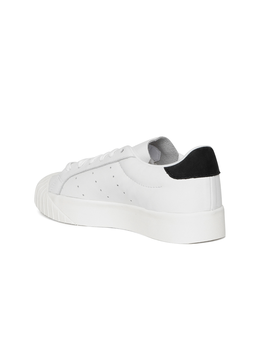 90fb4bc83818 Buy Adidas Originals Women White EVERYN Leather Sneakers - Casual ...
