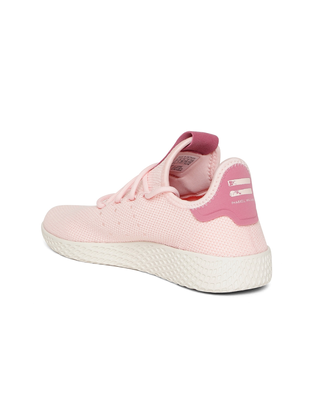 db194438af008 Buy ADIDAS Originals Women Pink Pharrell Williams Tennis HU Sneakers ...