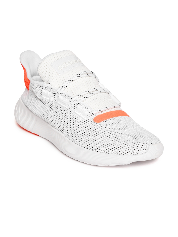 c9c15de972a4 Buy ADIDAS Originals Men White Tubular Dusk Sneakers - Casual Shoes ...