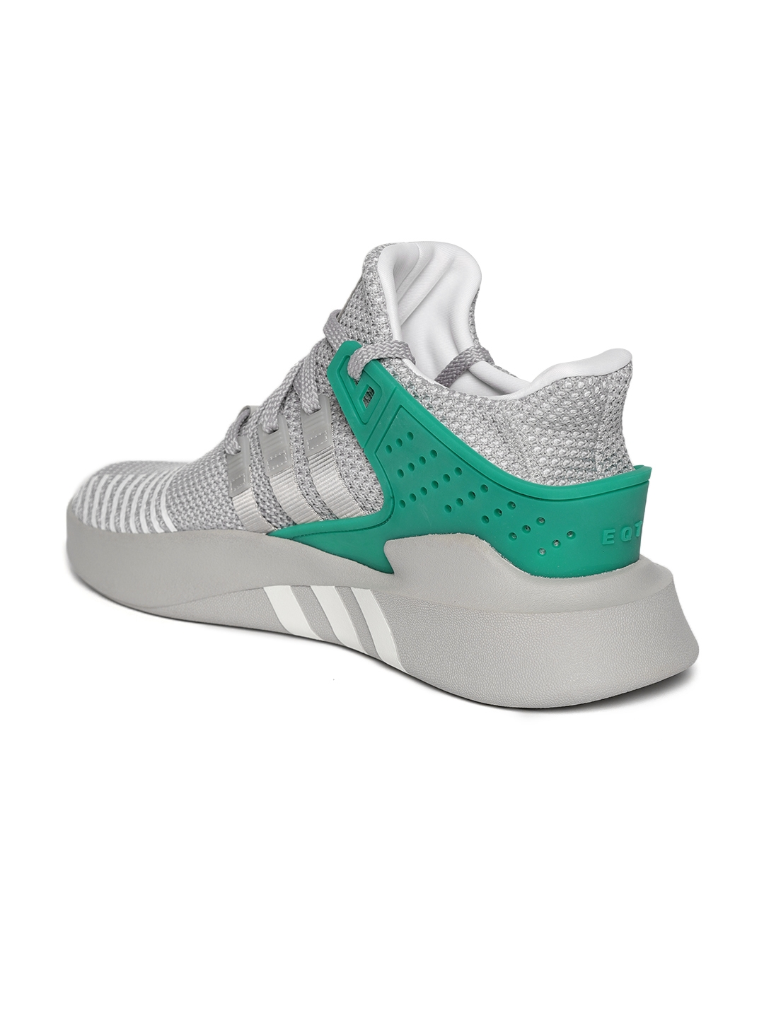 9e96213d03c8 Buy ADIDAS Originals Men Grey EQT BASK ADV Sneakers - Casual Shoes ...