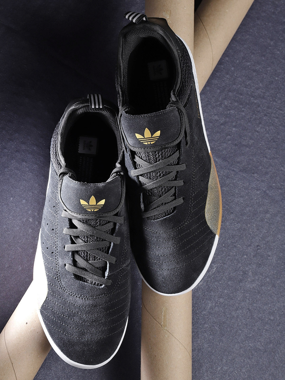 timeless design 0dc87 de368 ADIDAS Originals Men Black 3ST.003 Sneakers