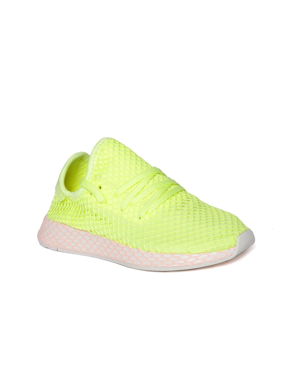 7d919ddc33e2f9 Buy ADIDAS Originals Women Green DEERUPT Casual Shoes - Casual Shoes ...