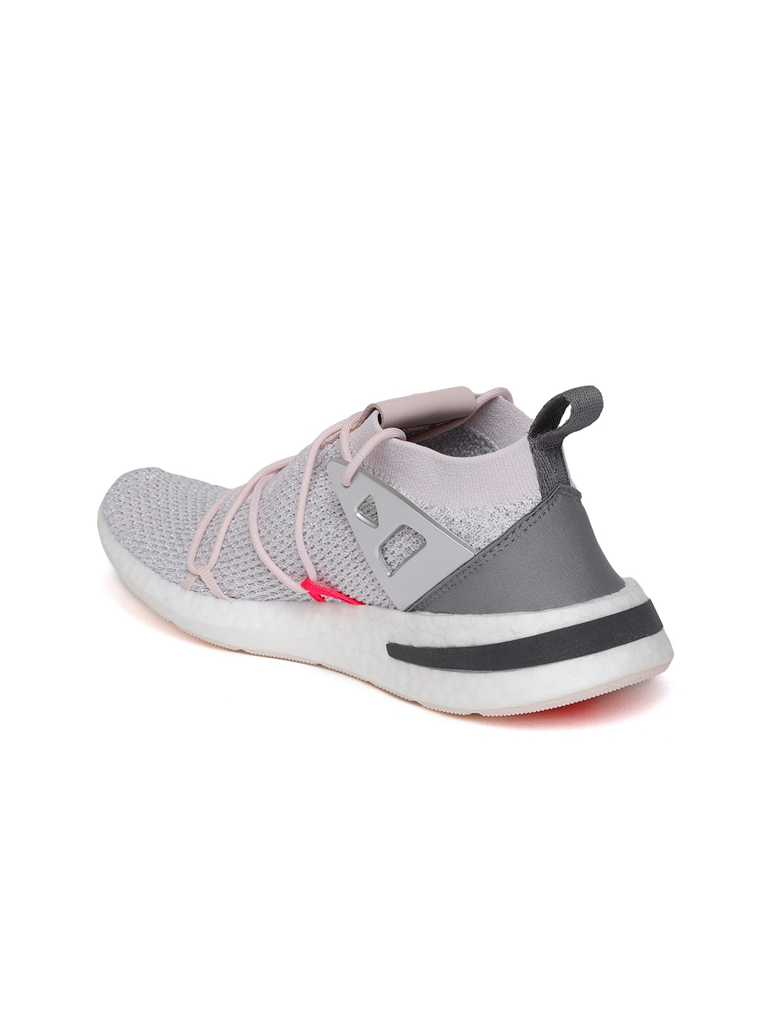 separation shoes 4d5ea 7512f ADIDAS Originals Women Off-White   Grey ARKYN PK Sneakers