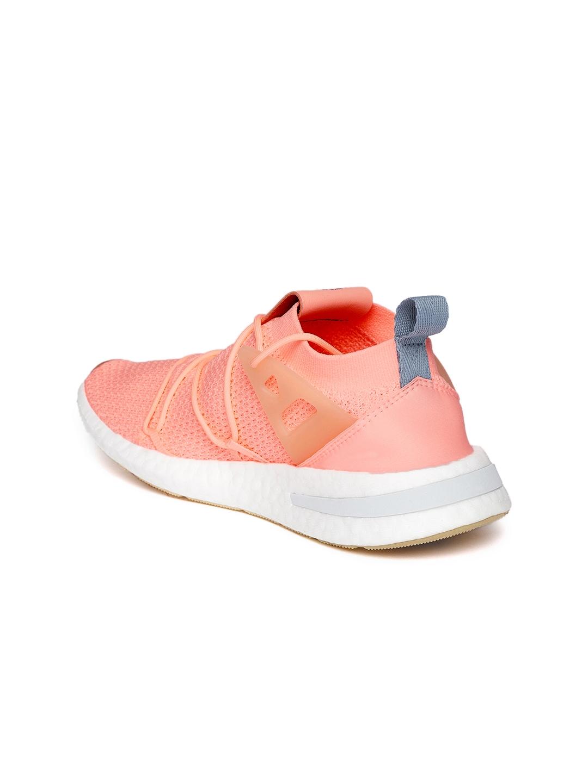 42e362c9d75d5c Buy ADIDAS Originals Women Peach Coloured Arkyn Primeknit Sneakers ...