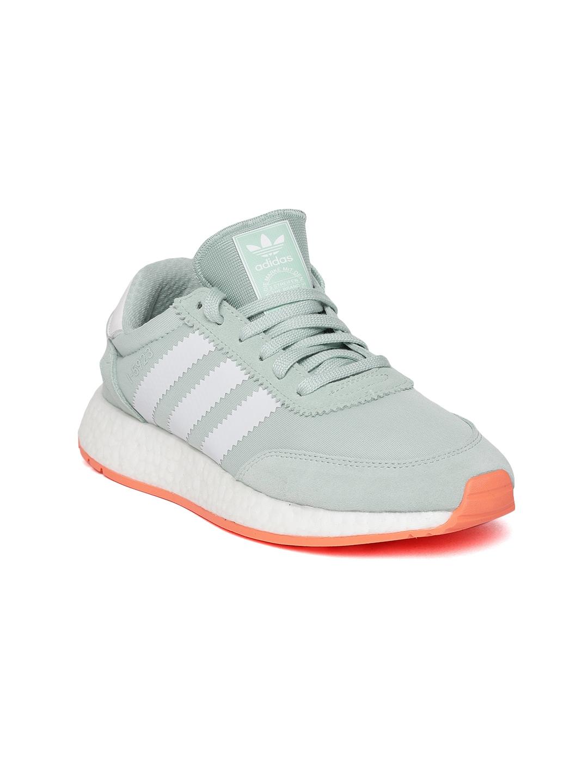 ADIDAS Originals Women Green I 5923 Sneakers