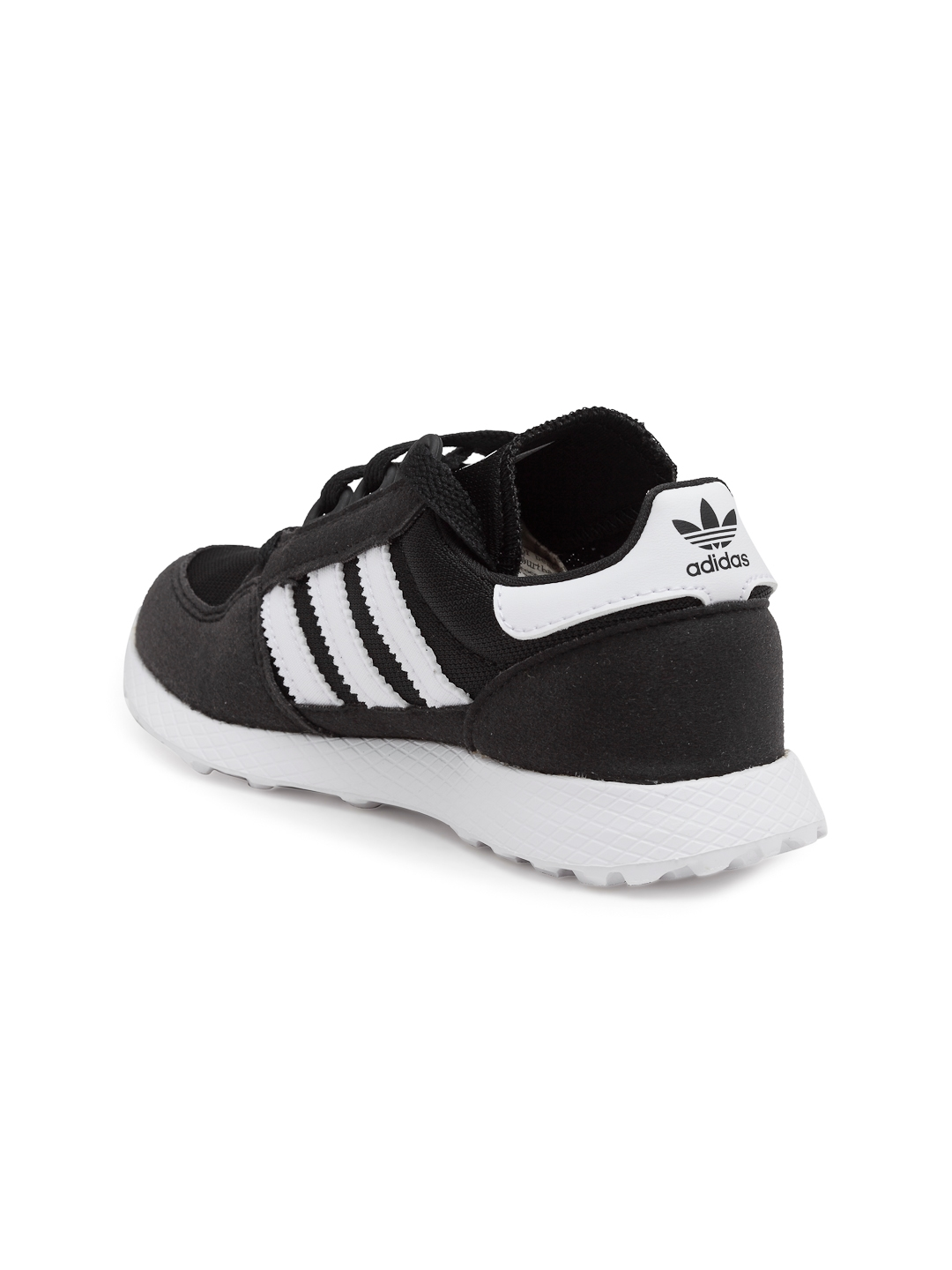 sports shoes 8fcf0 a4bb7 ADIDAS Originals Kids Black Forest Grove C Sneakers