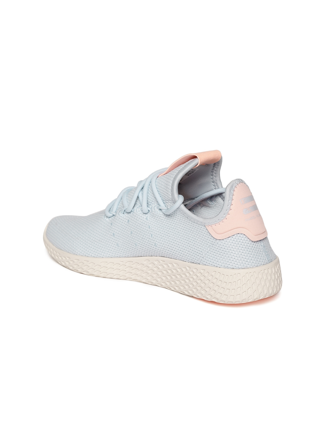 d2acb30eb Buy Adidas Originals Women Blue Pharrell Williams Tennis HU Sneakers ...