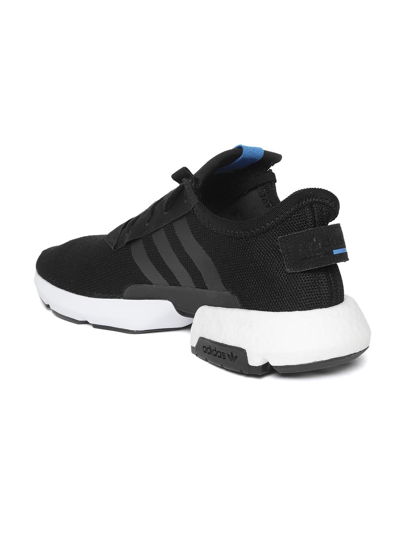 new product 62de0 46a01 ADIDAS Originals Men Black POD-S3.1 Sneakers