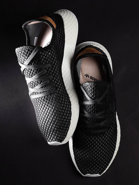 dcbb98f29e15d Buy Adidas Originals Men Black Deerupt Runner Sneakers - Casual ...