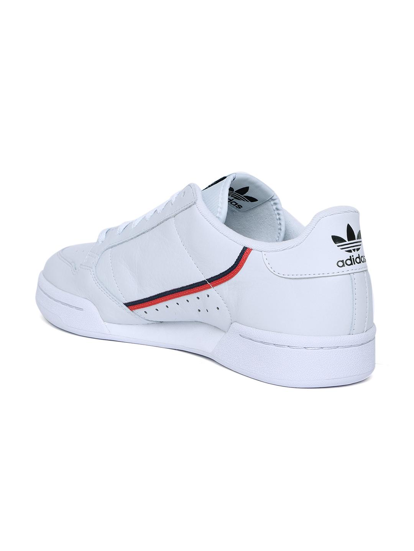 b1b4a1bcaac Buy ADIDAS Originals Men Light Blue Continental 80 Sneakers - Casual ...